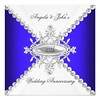 (Elegant Royal Blue White 25th Wedding Anniversary Card) #25Th, #25ThWeddingAnniversary, #Anniversary, #Blue, #Celebrations, #Design, #Elegant, #Elegant25ThWeddingAnniversary, #Elegant25ThWeddingAnniversaryParty, #Events, #Formal, #Jewel, #Lace, #Occasion (CustomWeddingInvitations) Tags: elegant royal blue white 25th wedding anniversary card 25thweddinganniversary celebrations design elegant25thweddinganniversary elegant25thweddinganniversaryparty events formal jewel lace occasion parties party popular silver silverweddinganniversary weddinganniversary zizzago is available custom unique invitations store httpcustomweddinginvitationsringscakegownsanniversaryreceptionflowersgiftdressesshoesclothingaccessoriesinvitationsbinauralbeatsbrainwaveentrainmentcomelegantroyalbluewhite25thweddinganniversarycard weddinginvitation weddinginvitations