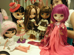 Doll Meet 11 March 2012 (12) (siaomiew) Tags: 小布 b女 blythe allgoldinone urbancowgirl primadollyheathersky fancypansy simplythumptythump