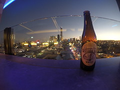 A beer with a view, Brisbane!