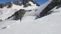 19_Mont-Blanc Panoramic to Helbronnee (Nick Ham100) Tags: chamonix aiguilledumidi utmb