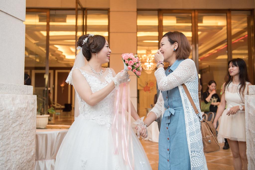 中僑花園飯店婚禮記錄雅琇與紋瑞-77