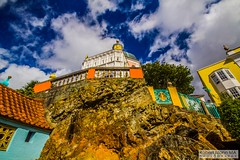 Portmeirion2016.09.16-192 (Robert Mann MA Photography) Tags: portmeirion gwynedd northwales snowdoniamountainsandcoast villages village tourism touristattractions attractions penrhyndeudraeth 2016 autumn friday 16thseptember2016 theprisoner thevillage architecture building buildings seaside