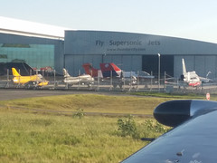 Thundercity Jets (Renier Siebrits) Tags: thundercity zubew zubey zubcr jets cold war capetowninternationalairport