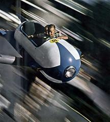 Show Business Illustrated, October 31, 1961 08 - Disneyland 1961 (Tom Simpson) Tags: disney vintage disneyland vintagedisney vintagedisneyland 1961 1960s astrojet