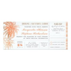 (Tropical destination wedding tickets card) #BeachWedding, #Coral, #DestinationWedding, #PalmTrees, #Wedding, #WeddingBoardingPass, #WeddingTickets is available on Custom Unique Wedding Invitations store http://ift.tt/2bXhbh7 (CustomWeddingInvitations) Tags: tropical destination wedding tickets card beachwedding coral destinationwedding palmtrees weddingboardingpass weddingtickets is available custom unique invitations store httpcustomweddinginvitationsringscakegownsanniversaryreceptionflowersgiftdressesshoesclothingaccessoriesinvitationsbinauralbeatsbrainwaveentrainmentcomtropicaldestinationweddingticketscard weddinginvitation weddinginvitations