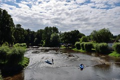 Les canos (Mystycat =^..^=) Tags: bourdeilles france dordogne aquitaine prigord dronne rivire canos