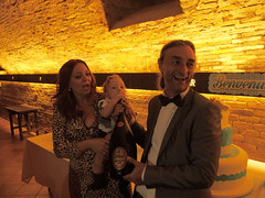La Marchesa & d'Arapr (Sparkling Wines of Puglia) Tags: party battesimo marikamaggi sergiograsso cantina