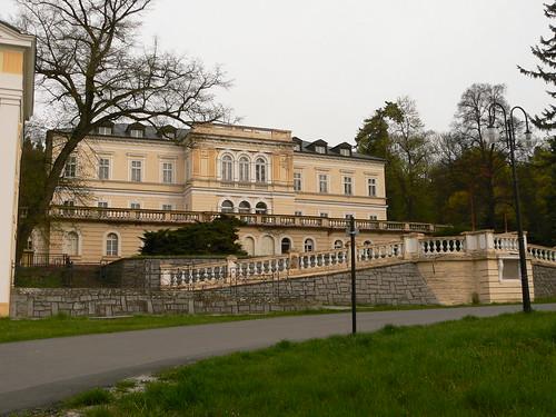Bilin-Sauerbrunn / Bílina Kyselka