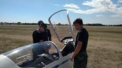 August Glider Flights (valkyriecadets) Tags: civil air patrol glider flight plain sailplane boulder denver colorado wing