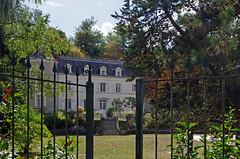 Athe-sur-Cher (Indre-et-Loire) (sybarite48) Tags: indreetloire france manoir manor schloss   seoro  villa  landhuis dwr solar  malikne athesurcher tour tower turm   torre   toren wiea  kule