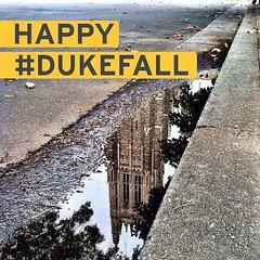 Fall is coming  #DukeFall [: @mpalko] (Duke University) Tags: ifttt instagram duke university