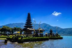Ulun Danu Batur (Kitonium) Tags: ulun danu batur bali indonesia temple hindu sky blue lake sony a7m2 landscape landscapes outdoor travel travelling travelgram picoftheday photooftheday lonely planet