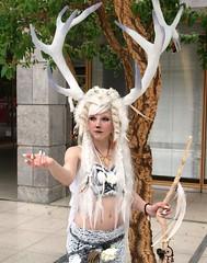 2016-03-18 S9 JB 95914#coac (cosplay shooter) Tags: emi faun cosplay cosplayer anime manga comic comics lbm leipzig leipzigerbuchmesse roleplay rollenspiel 2016015 2016223 x201609 100b