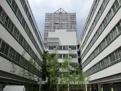 Chai Wan Factory Estate/Wah Ha Estate (wilwilwilsonsonson) Tags: hongkong chaiwan publichousing   chaiwanfactoryestate wahhaestate     atrium
