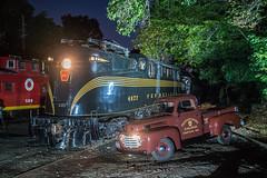 Pennsy Power (Nick Gagliardi) Tags: train trains railroad diesel museum united historical society boonton nj new jersey electric gg1 prr pennsylvania 4877 pennsy