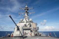 160916-N-PD309-182 (SurfaceWarriors) Tags: benfold japan navy sailor underway philippinesea