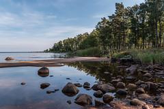 Hjortens udde160925-3 (Regina Andersson) Tags: hjortens udde vnern vatten