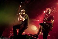 Punkreas-9 (Patri Ran) Tags: music rock punk live ska musica punkrock d60 noblesseoblige liveclub nikond60 punkreas patrizioranzani patriran