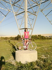 (jaxmeowmeow) Tags: cycling gloomybear fixie tokidoki torelli uploaded:by=flickrmobile flickriosapp:filter=nofilter