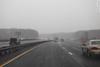 Coming down (wmliu) Tags: usa snow us newjersey highway traffic nj vehicle gsp gardenstateparkway wmliu