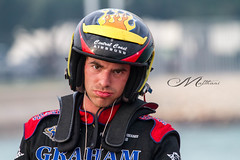 Jimmy Shane -Graham Trucking Team (Mohmed Althani) Tags: travel sea portrait color beach water canon eos photo speedboat bluewater national 7d powerboat turbine class1 greatshots topshots spiritofqatar addawhah h1unlimited