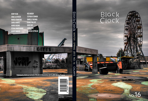 Black Clock Issue 16