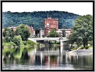 Downtown Warren Pa ~ Historical City