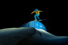 Jamie Melton (Sean 6) Tags: lighting winter snow sports sport night dark private snowboarding photography lights rainbow nikon shoot jamie cross shot outdoor nevada sac battery peak rail slide sean diamond nv after session grip skiiing boarding melton d300 a strobist mbd10 lumopro lp160
