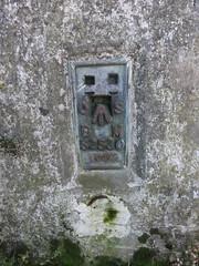 Triangulation Pillar - TP3140 - Fern Down (Ferndown, Dorset) (meyrickpark) Tags: point dorset survey trig ordnance