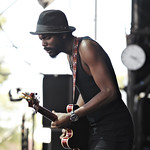 Gary Clark Jr Adelaide Big Day Out 2013