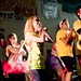 Students participate in the first NC State University Dance Marathon.