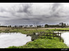 Bioria - Jardins da Ria (Paulo_Veiga) Tags: trees sky lake clouds composition rural canon landscape gate land biodiversity biodiversidade salreu canelas bioria lens18200mm canon550d canonlens18200mm