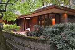 Frank Lloyd Wright's Barnes House (Paul Michael Davis Design) Tags: house architecture modern design washington northwest franklloydwright architect wright pauldavis issaquah midcentury usonian paulmichaeldavis