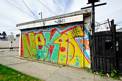 Nekst (TheHarshTruthOfTheCameraEye) Tags: 30 graffiti la losangeles los angeles rip dirty kings tribute msk mad dts society pcf d30 irak nekst madsocietykings dirty30 a2m losangelesgraffiti