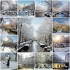 Winter in Amsterdam (B℮n) Tags: world street trees windows winter light sunset people house snow cold holland heritage church water netherlands dutch amsterdam weather bike collage corner walking frank anne boat canal cozy cool fdsflickrtoys topf50 colorful jan snowy walk mosaic seagull bikes atmosphere scooter file best canals unesco collection greatest snowfall sled topf100 mokum rembrandt finest gezellig cafés jordaan herengracht sleding westertoren brouwersgracht pakhuis lange westerkerk wester bloemgracht celcius grachtengordel rondvaartboot 1000km 100faves 50faves lekkersluis