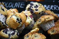 Blueberry fields forever (Anita Dimattia) Tags: park food london cake breakfast bar muffins strawberry tea sweet chocolate hyde blueberry fields beatles forever muffin cafè mirtilli