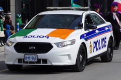 Ottawa Police (~Bella189) Tags: pentax ottawa friendlychallenges pentaxk5 saintpatricksdayottawa