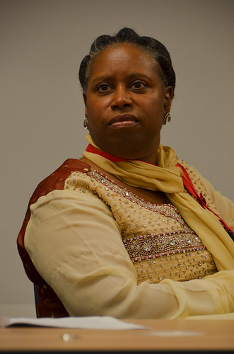From flickr.com: Cynthia McKinney/Sane Progressive Interview {MID-167822}