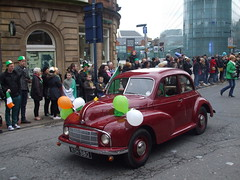 DSCF20052 (dkmcr) Tags: england manchester march 17th stpatricksdayparade corporationstreet irishfestival 2013