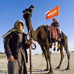 (MARCH 2013) TRADITIONAL HERITAGE FESTIVAL IN KUWAIT (Saqer Alattar) Tags: man color mamiya camel kuwait coulor كويت mamiya645afd الشعبي التراثالكويتي kuwaitvoluntaryworkcenter mamiyacamera السالمي الموروث