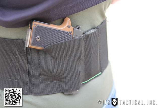 Belly Band Holster 09