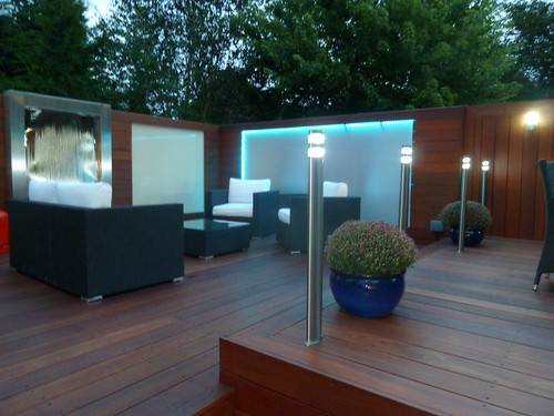 Landscaping and Garden Lighting Wilmslow Image 2