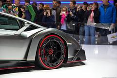 Lamborghini Veneno (Lucinho Photography) Tags: canon photography eos salone lamborghini ginevra veneno 2013 lucinho 18135mm 60d efs18135mmis lp7504