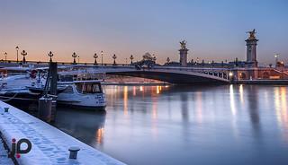 Alexandre III Sunrise