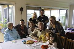 Fam (vonSchnitzenberg) Tags: birthday family easter children grandparents gathering celebrate portfairy