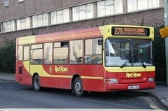Red Rose Dennis Dart SLF Plaxton Mini Pointer (DennisDartSLF) Tags: bus oxford dennis plaxton dartslf minipointer redrosetravel y842tgh