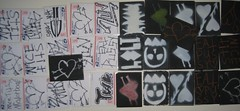 BYBB4 (BNW818) Tags: show black book sticker mail 4 event pack your trading bring submissions trades slaps packs traders 2013 piecebook bybb bringyourblackbook stickkers bringyourblackbook4 bybb4 traedsers