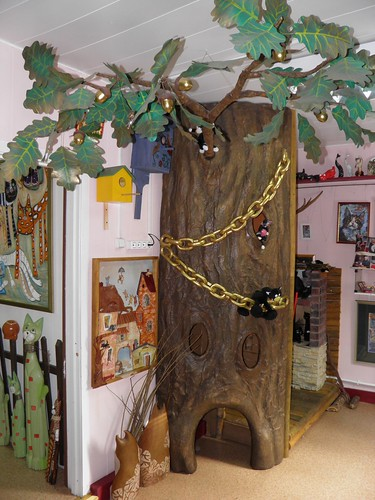 Волшебный дуб // Magical oak ©  alexyv