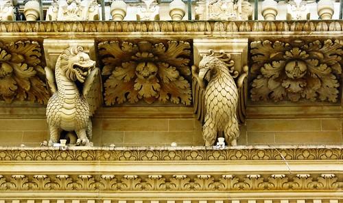 basilica chiesa puglia barocco lecce decorazioni facciata... (Photo: molovate on Flickr)