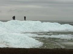 Hindeloopen (PaulusmaNL) Tags: winter friesland ijsselmeer hindeloopen kruiendijs